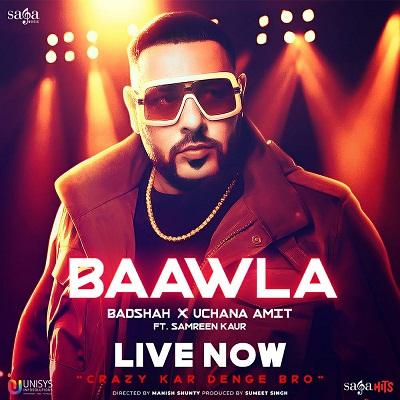 Badshah''s new song ''Baawla'' is set to unleash a dance spree