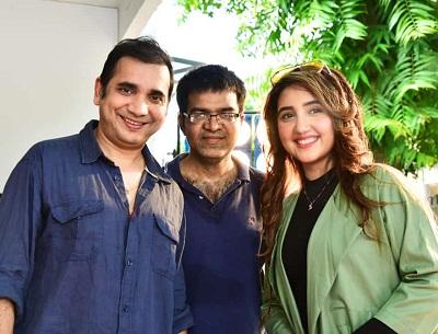 SWAD Short Film Starcast Spotted Shooting In Delhi